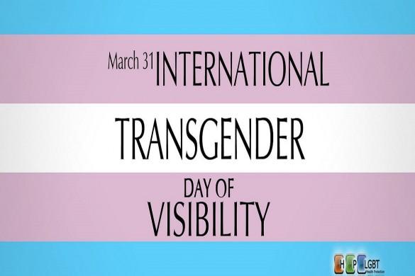 Oggi Giornata Internazionale della visibilità Transgender