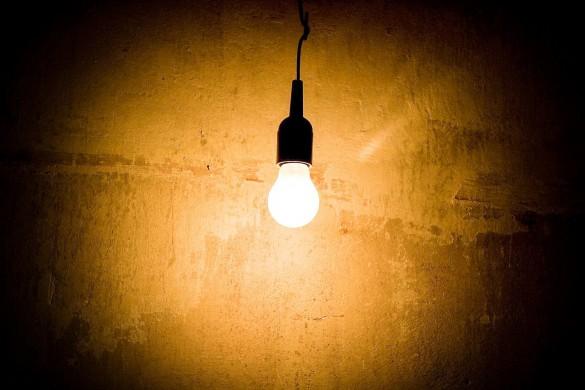 La notte non spengo la luce