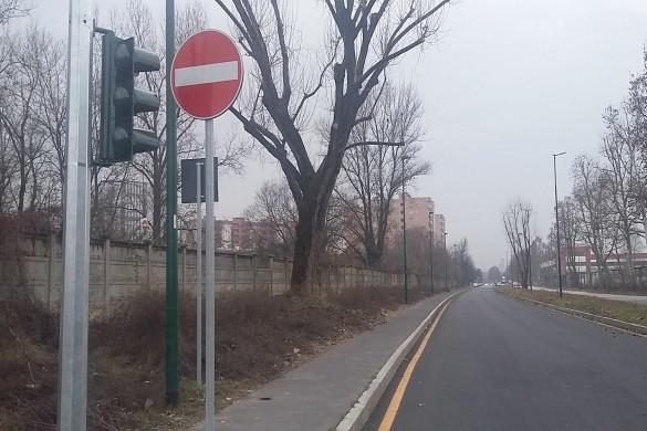 Caserta - Aggressione al semaforo