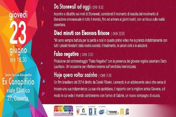 Caserta Campania Pride