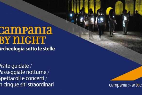 Campania by night