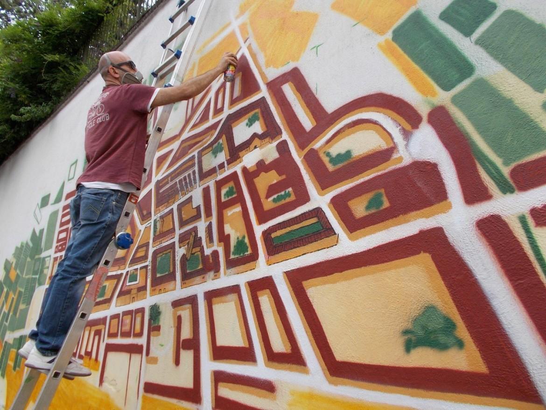 Street Art Antimo Foglia