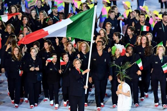 Caduta degli Dei Olimpici