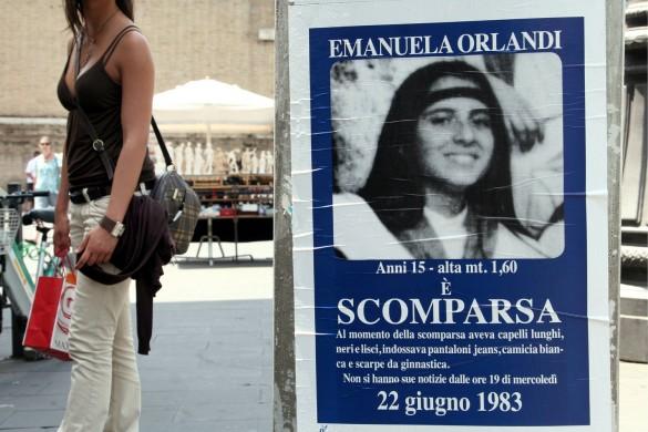 Caso Emanuela Orlandi