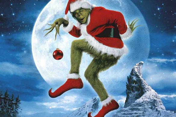 Grinch: odio il Natale