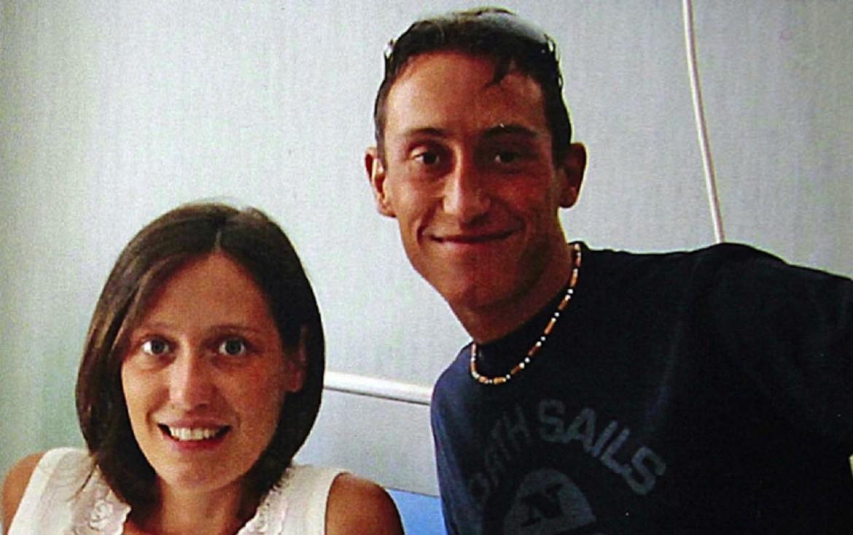 Stefano Cucchi e Ilaria Cucchi